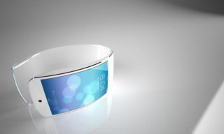 Amazing iWatch Concept by Federico Ciccarese