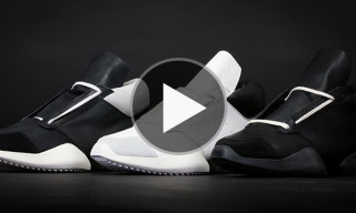 IN MOTION | adidas by Rick Owens Spring 2014 Collection