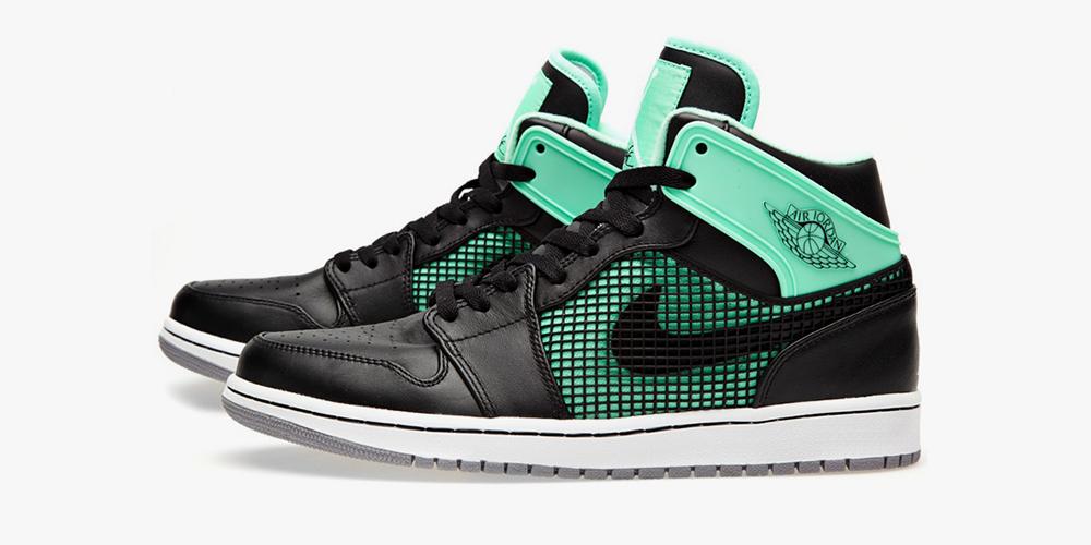 "Air Jordan 4 Retro ""green Glow"" - Air Jordan - 308497 033 ... |Nike Jordan Glow"