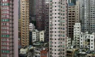 Architecture of Density – A Photo Series by Michael Wolf