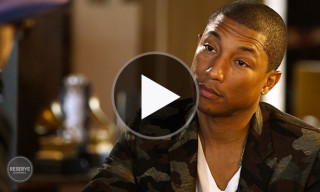 'ARTST TLK' – Pharrell Williams Sits Down with Producer Daniel Lanois