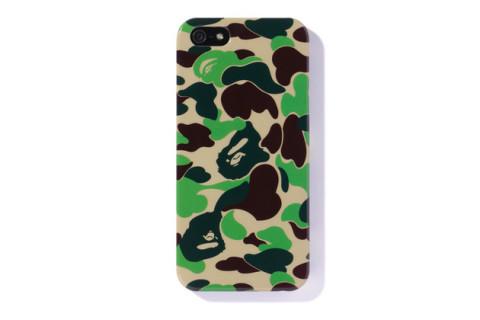 Bape Abc Camo Iphone 5 Case Highsnobiety