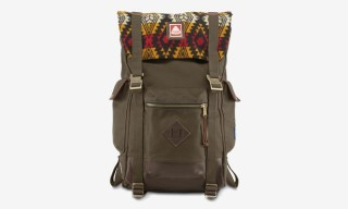 "Benny Gold x Pendleton x JanSport ""Native Collection"" Now Available"