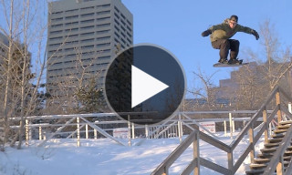 Burton presents [SNOWBOARDING] – A Four-Episode Web Series