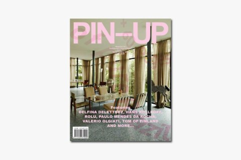 Pin Up A Biannual US Magazine Calls Itself For Architectural Entertainment And Thats Exactly What It Is An Interesting Fun Read Also