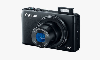 Canon S120 Point-and-Shoot Camera