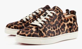 """Christian Louboutin Rantulow Orlato """"Leopard"""""""