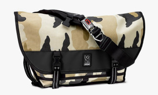 Chrome Industries Reflective Camo Bag Series