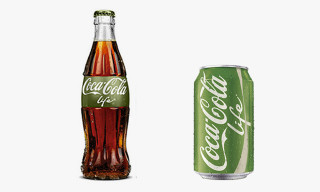 "Coca-Cola Launches ""Natural, Healthier"" Coca-Cola Life"