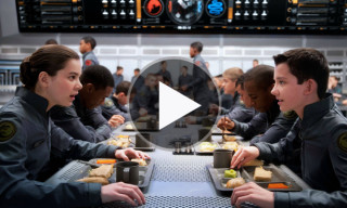Watch the Second Official Trailer for 'Ender's Game'