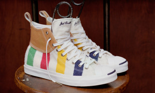 Hudson's Bay x Converse Fall 2013 Sneaker Collection