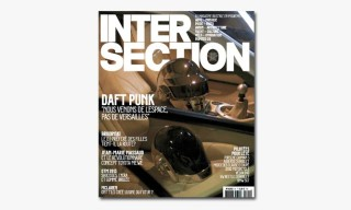 Daft Punk Cover the French Edition of 'Intersection Magazine'