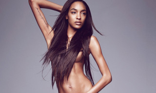"Jourdan Dunn Bares All for 'GQ""s September Issue"