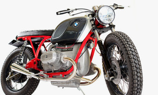 Maria Motorcycles BMW R75/6
