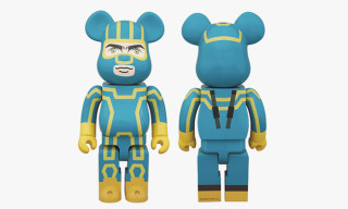 Medicom Toy BE@RBRICK Kick-Ass and Hit-Girl
