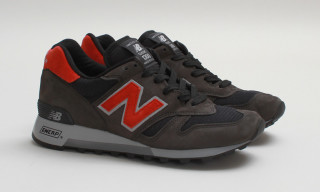 "New Balance 1300 ""Made in USA"" Black/Red"