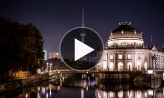"Watch ""Nightvision,"" a Short Film Capturing Europe's Architectural Masterpieces"