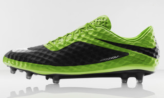 "Nike Hypervenom ""Flash Lime"" Boot"