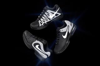 """Nike Tennis """"Claim The Night"""" Footwear Pack"""