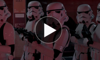 Watch the First Nissan Juke 'Star Wars' Web Special