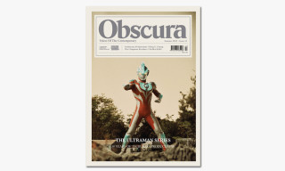 'Obscura Magazine' Summer 2013 Issue