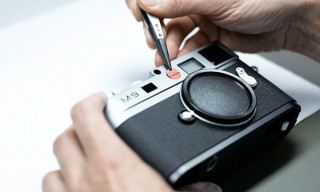 """One Hundred Years of Leica"" for Highsnobiety Magazine #7"