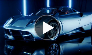 Richard Hammond of 'Top Gear' Reviews the Pagani Huayra