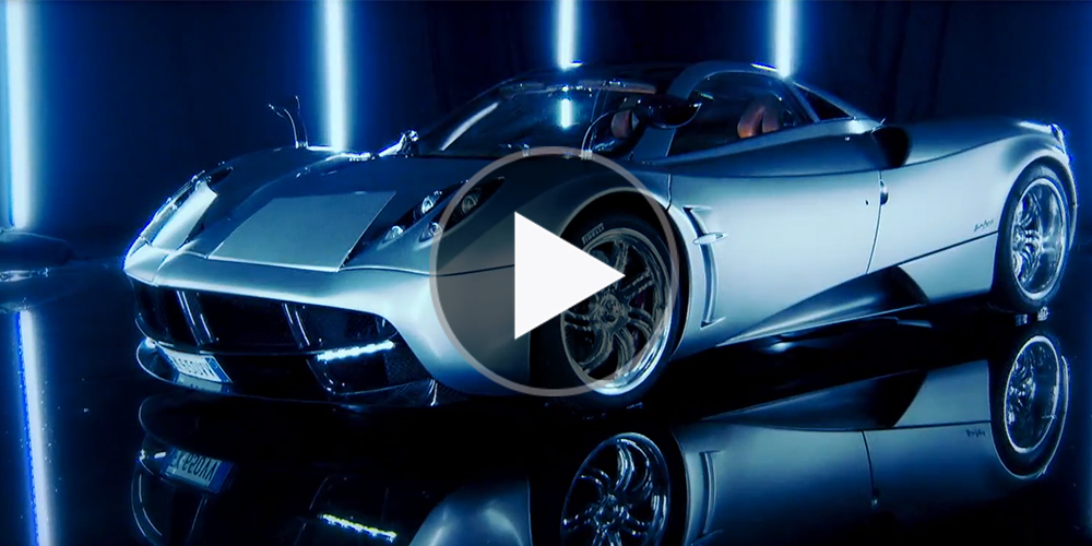 Richard Hammond Of Top Gear Reviews The Pagani Huayra