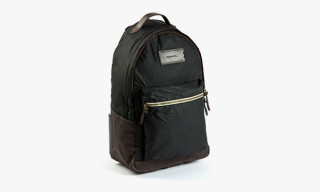 Property Of… Carbon Coated Xavier Backpack