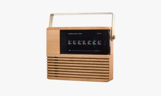 Vintage Radio Style Dock for iPhones