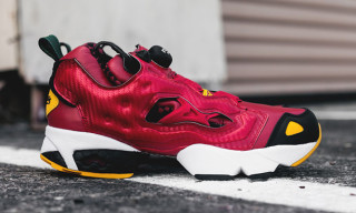 Reebok Pump Fury F1 Racing Pack