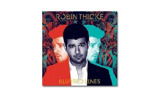 Stream Robin Thicke's New Album 'Blurred Lines'