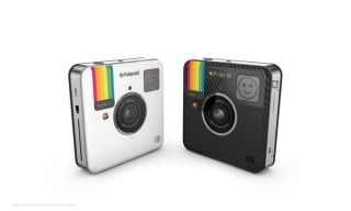 Polaroid Socialmatic Camera to Drop First Quarter of 2014