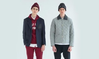 SOE Fall/Winter 2013 Lookbook