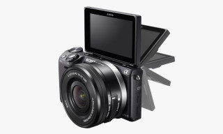 Sony Introduces the Mirrorless Alpha NEX-5T featuring Wi-Fi and NFC