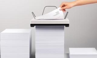 Stack Concept Printer by Mugi Yamamoto