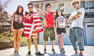 The Hundreds x CLOT Lookbook