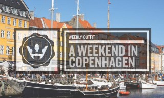 The Weekly Outfit: A Weekend in Copenhagen