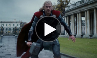 Watch the New Official 'Thor: The Dark World' Trailer
