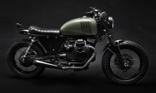 The Tractor V75 by Venier Customs