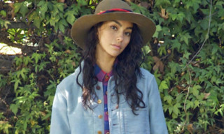visvim Fall/Winter 2013 Editorial featuring Adrianne Ho