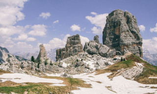 A Visit to the Cinque Torri Mountains of Italy with Dolomite