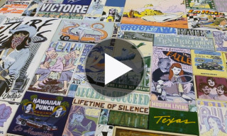 OBEY Takes Us Behind the Scenes for Faile's Upcoming Exhibition
