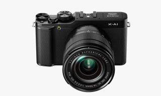 Fujifilm Introduces the X-A1 Camera