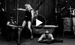 "Watch Madonna's Short Film ""secretprojectrevolution"""