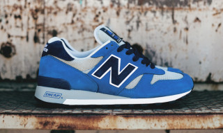 New Balance Made In USA M1300LIN Royal Blue/Grey