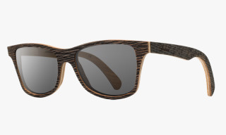 "Shwood ""Salvaged Series"" Handcrafted Wooden Sunglasses"