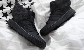 A Closer Look at the adidas Originals x Jeremy Scott x A$AP Rocky JS Wings 2.0 BLACK FLAG