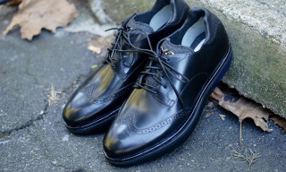 Y-3 Korey Brogue Black