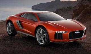 Audi Unveils the nanuk quattro concept